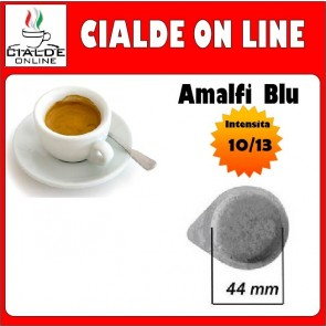Cialde Cialde Online | Cremoso Intenso Amalfi Blu | Cialde in Carta Ese 44MM