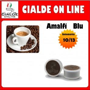 Capsule Cialde On Line | Cremoso Intenso Amalfi Blu | Compatibili Lavazza Espresso Point