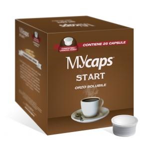 Capsule MyCaps | Orzo Solubile | Compatibili Lavazza Espresso Point