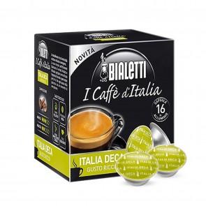 Bialetti Italia Deca Gusto Ricco per Mokona Trio o One | Capsule Caffe