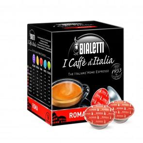 Bialetti Roma Gusto Forte per Mokona Trio o One | Capsule Caffe