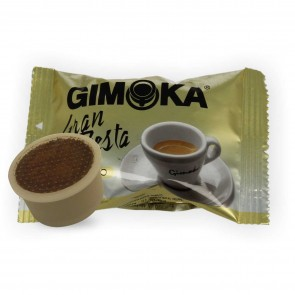 Gimoka Gran Festa | Capsule Caffe compatibili Lavazza Espresso Point