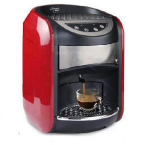 Macchina Caffè Kelly Ideale per Ufficio, per capsule originali Lavazza Espresso Point o comp. 36mm