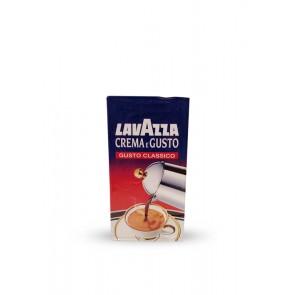 Caffè Lavazza Qualità Crema e Gusto Classico 250 gr | Caffè Macinato