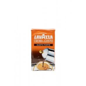 Caffè Lavazza Qualità Crema & Gusto Forte 250 gr | Caffè Macinato