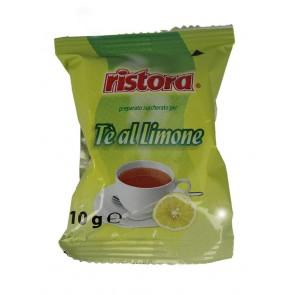 Ristora Thè Al Limone | Capsule | Compatibili Lavazza Espresso Point